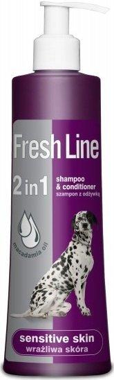 Fresh Line Szampon dla skóry wrażliwej 220ml