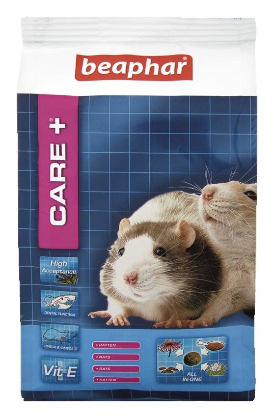 Beaphar Care+ Rat - karma super premium dla szczura 700g