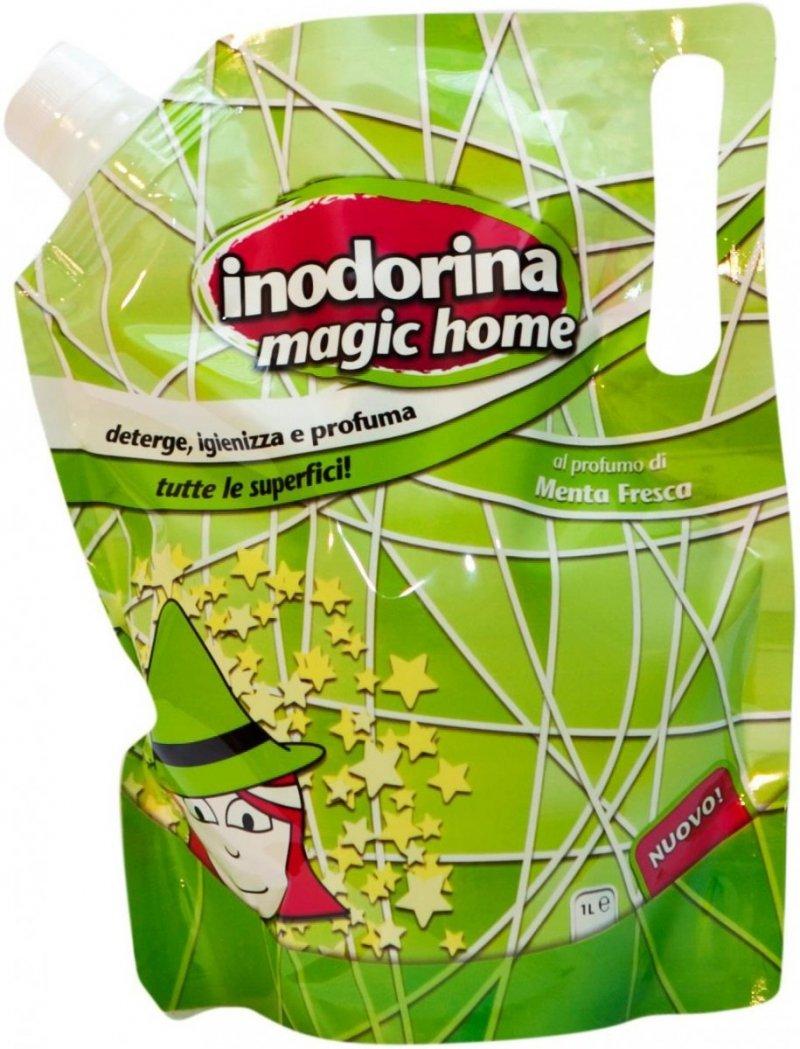 Inodorina Magic Home Płyn do mycia powierzchni - miętowy 1l