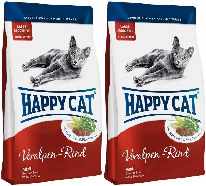 Happy Cat Voralpen-Rind - Wołowina alpejska 2x10kg (20kg)