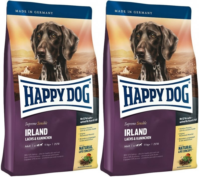 Happy Dog Supreme Sensible Irland 2x12,5kg (25kg)