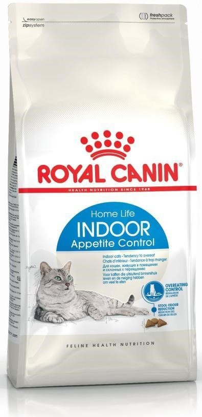Royal Canin Indoor Appetite Control 6x2kg