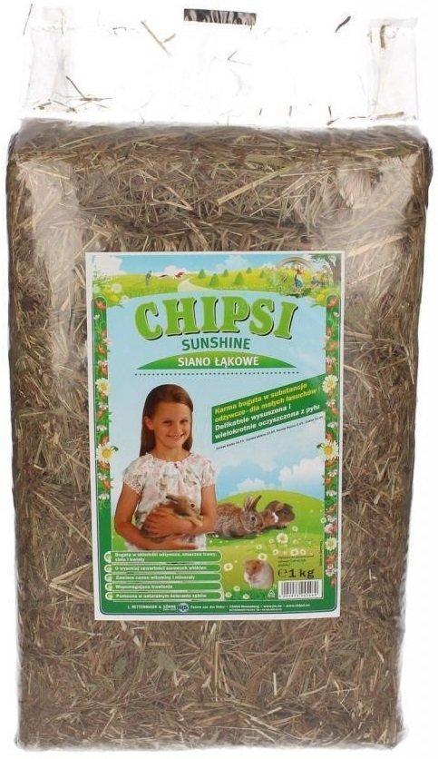 Chipsi Sunshine Compact - siano 1kg