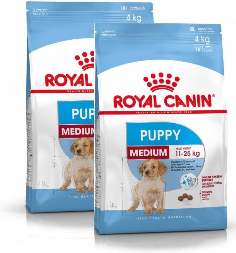 Royal Canin Medium Puppy 2x15kg (30kg)