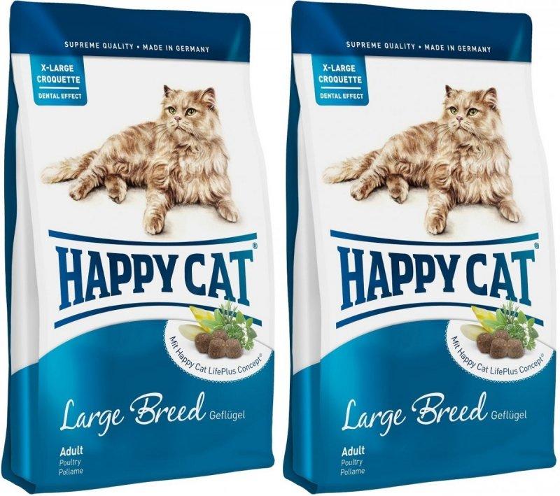 Happy Cat Supreme Adult Large Breed 2x10kg (20kg)