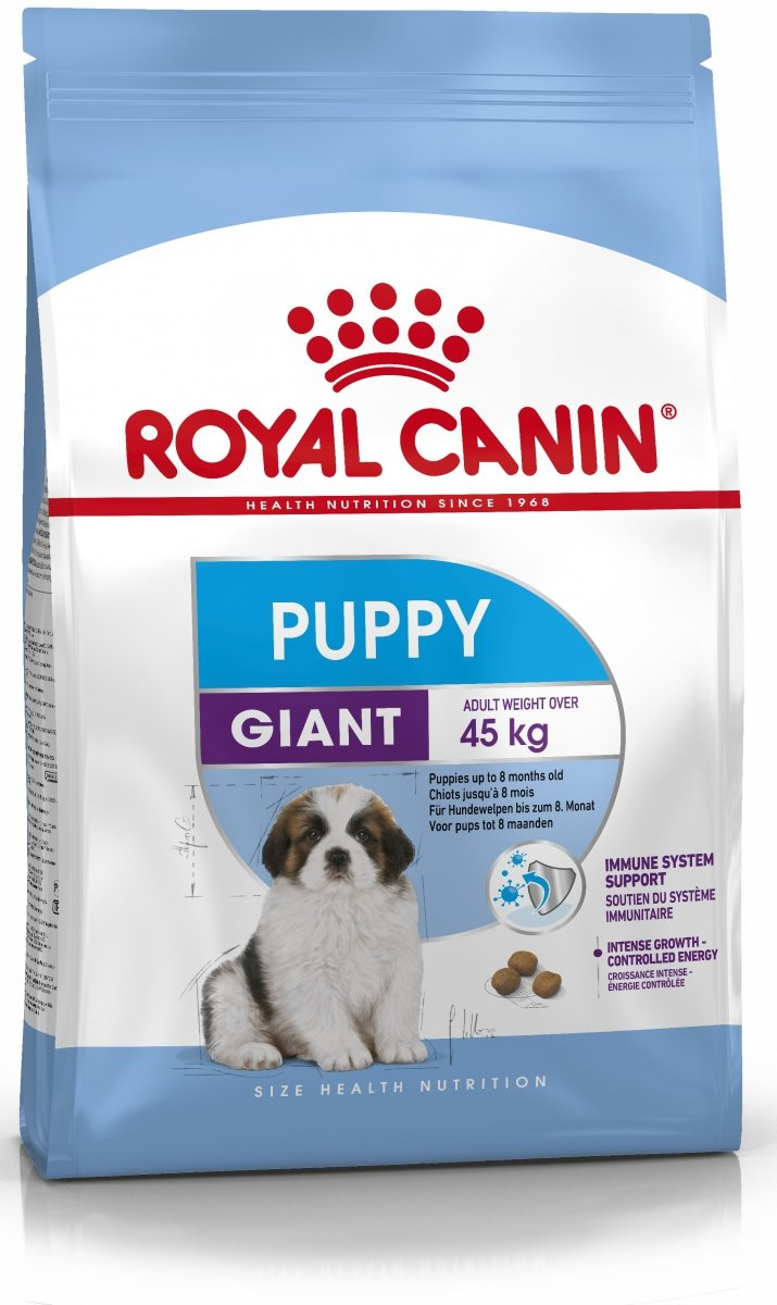 Royal Canin Giant Junior  Puppy 15kg