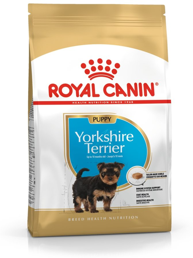 Royal Canin Yorkshire Terrier Puppy 7,5kg