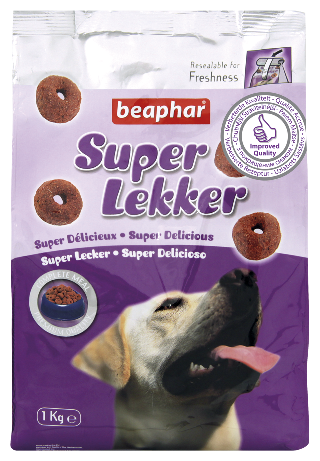 Beaphar Super Lekker Dog 1kg - przysmak dla psów