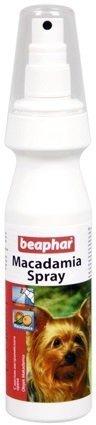 Beaphar Macadamia Spray - preparat wspierajacy zdrową sierść 150ml