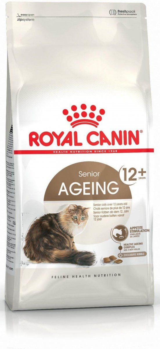 Royal Canin Senior 12+ Ageing 2kg