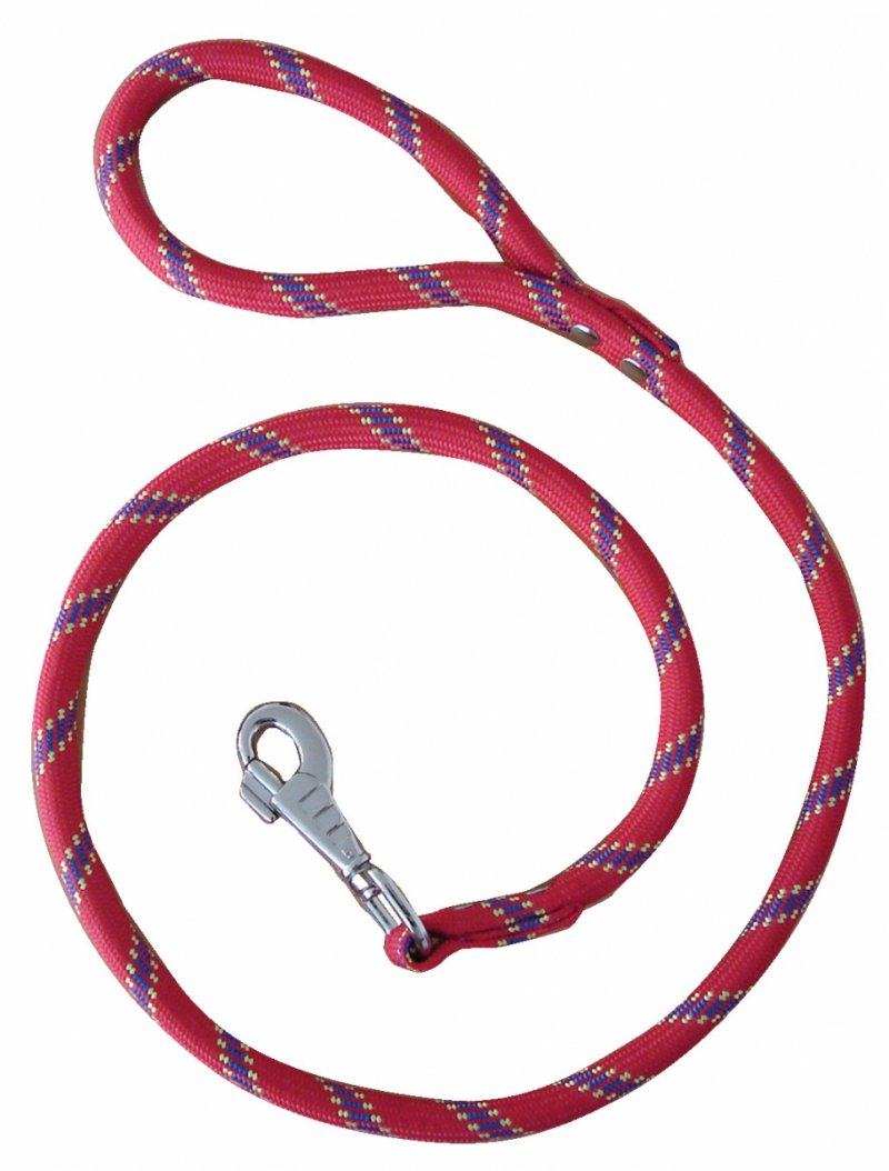 Zolux Smycz nylonowa różowa - sznur 13mm/2m