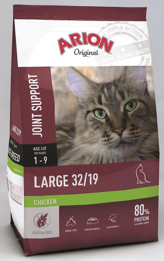 Arion Original Cat Large 32/19 Chicken 2kg