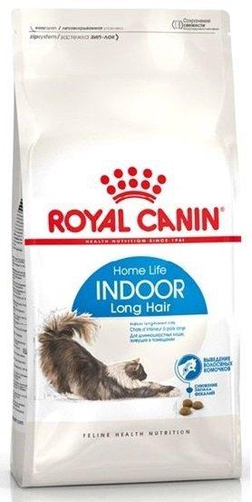 Royal Canin Indoor Long Hair 4x4kg