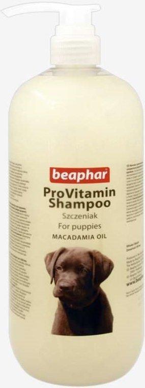 Beaphar Szampon dla szczeniąt z olejkiem makadamia 1l