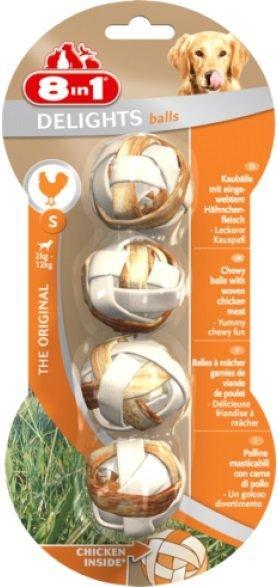 Przysmak 8in1 Delights Balls S 4szt.