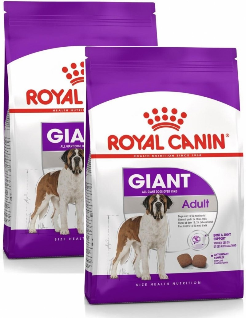 Royal Canin Giant Adult 2x15kg (30kg)