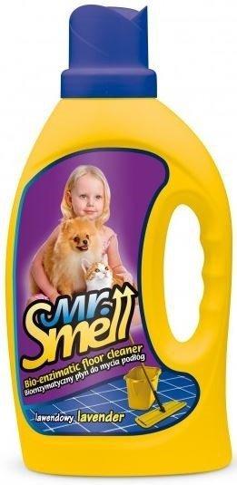 Mr Smell Bioenzymatyczny płyn do podłóg - lawendowy 1l