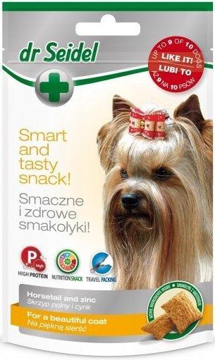Dr Seidel Smakołyki na piękną sierść dla psów 90g
