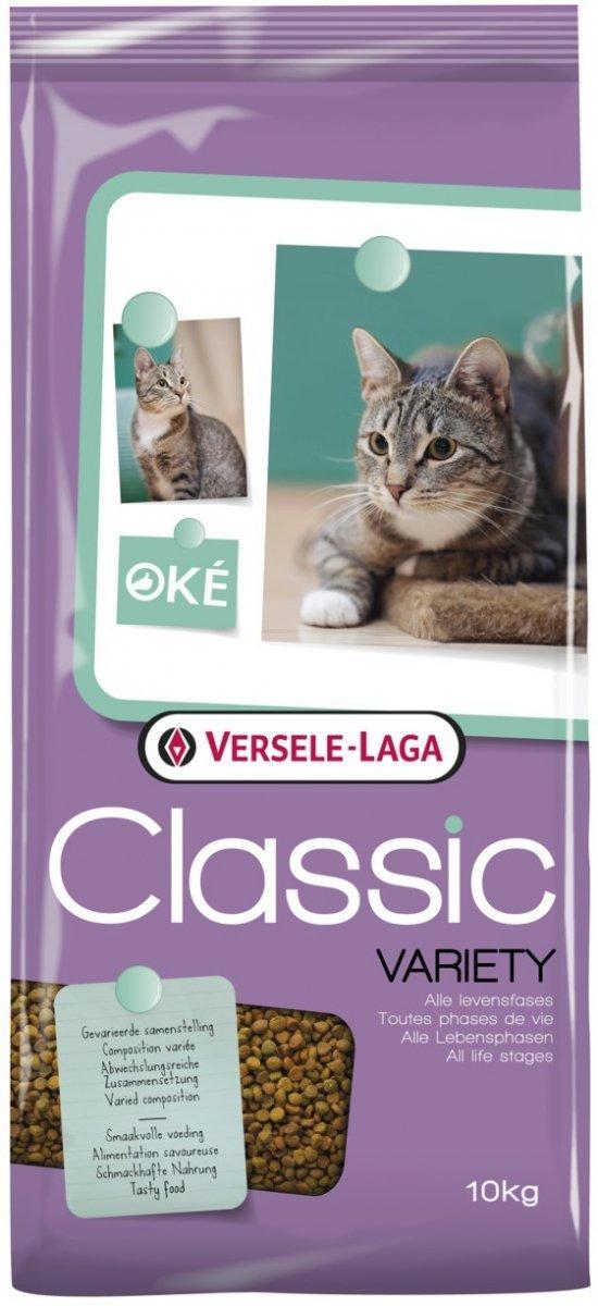 Versele Laga Classic Cat - sucha karma dla kotów 10kg