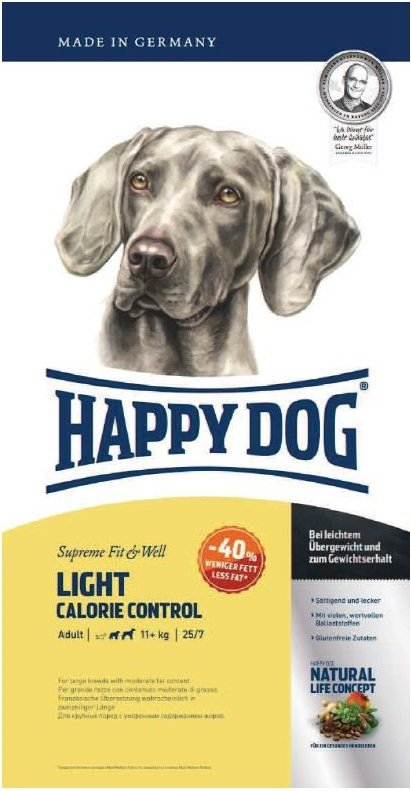 Happy Dog Supreme Fit&Well Light Calorie Control 12,5kg