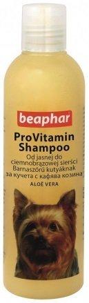 Beaphar Szampon Aloesowy dla psów od jasnej do ciemnobrązowej sierści 250ml