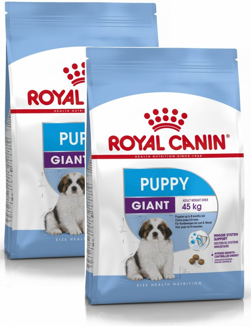 Royal Canin Giant Junior Puppy 2x15kg (30kg)