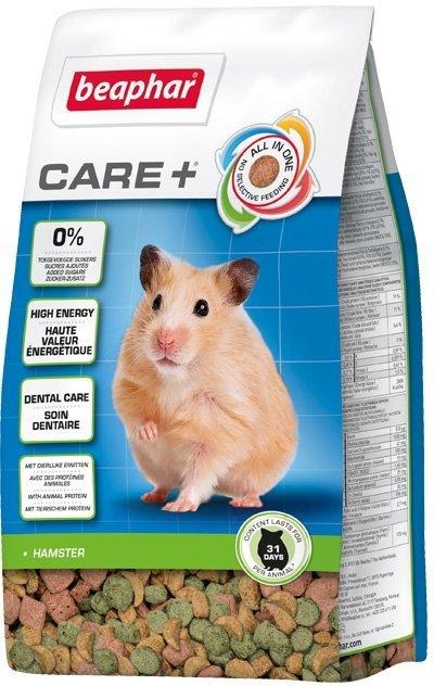 Beaphar Care+ Hamster - karma super premium dla chomika 250g
