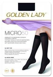 Podkolanówki Golden Lady Micro 50 den