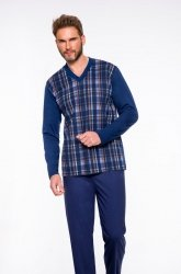 Piżama Taro Roman 194 dł/r 4XL-6XL '20