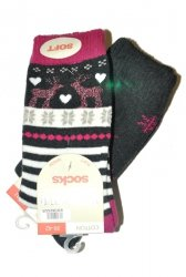 Skarpety WiK Thermo Socks Cotton 38232 A'2
