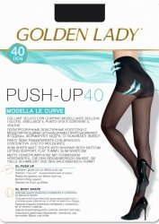 Rajstopy Golden Lady Push-up 40 den
