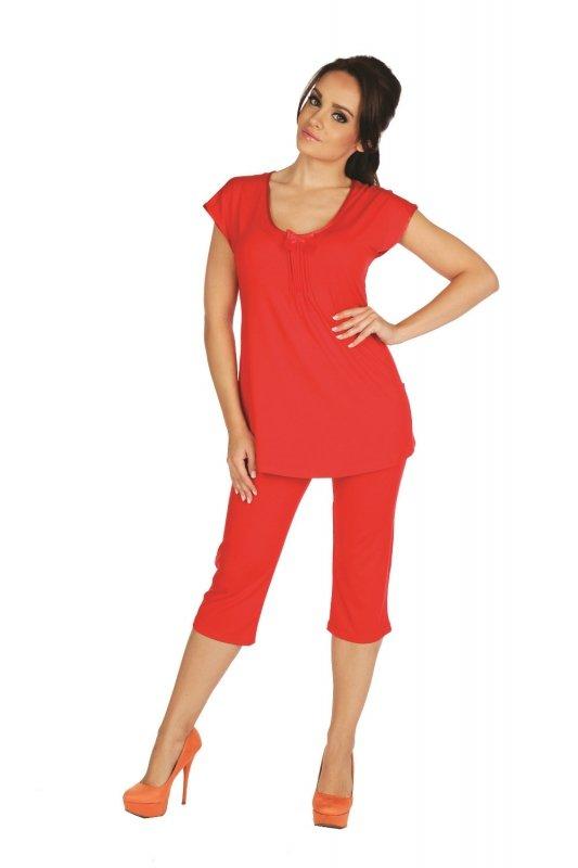 Piżama De Lafanse 884 Visa kr/r M-2XL