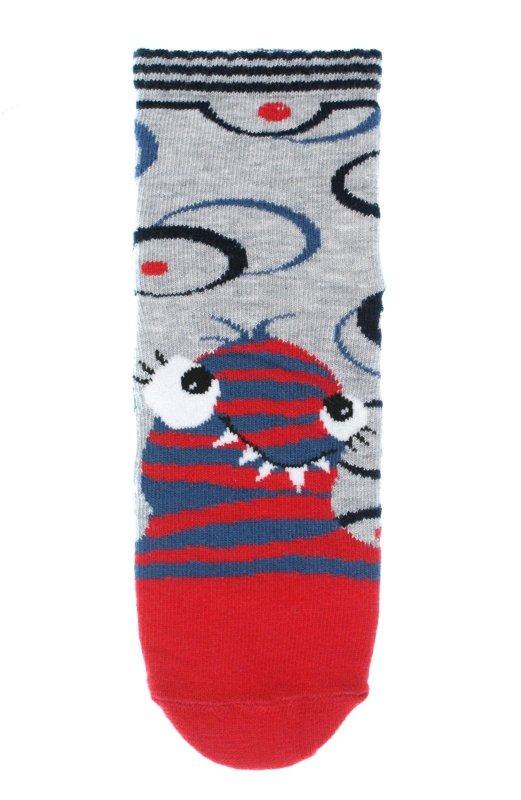 Skarpety Bratex 9706 Happy Socks Kids Boy 22-29