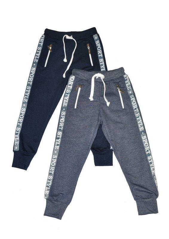 Spodnie Gaffa 104-122 Sport Style Zamek