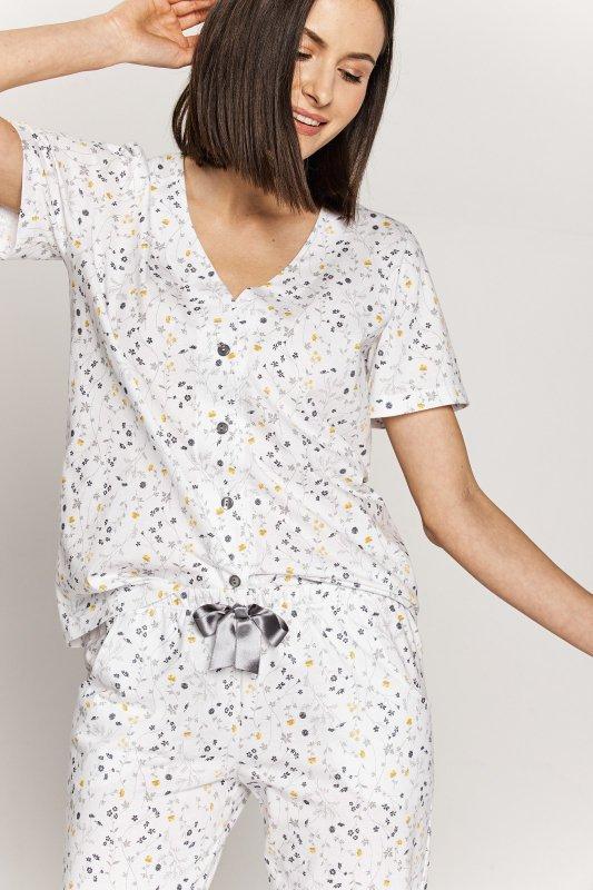 Piżama Cana kr/r 556 S-XL