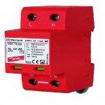 Ogranicznik przepięć AC DEHNshield TN 255 2P Typ I+II