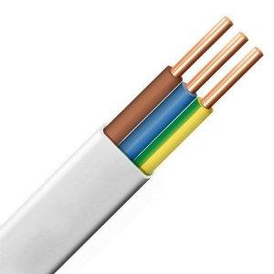 Przewód instalacyjny YDY 3x2.5mm2 - rolka 100mb