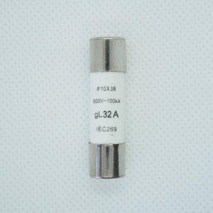 Wkładka bezpiecznikowa 10x38 32A 500V AC gL