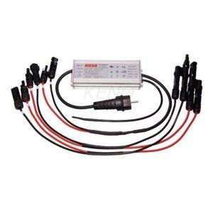 Symulator modułów PV - 143-286 VDC; 0,7A