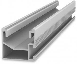 K2 SingleRail, lekka szyna aluminiowa do haków SingleHook, 4,3m