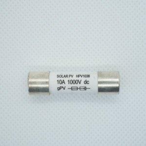 Wkładka bezpiecznikowa 10x38 10A 1000V DC Solar PV