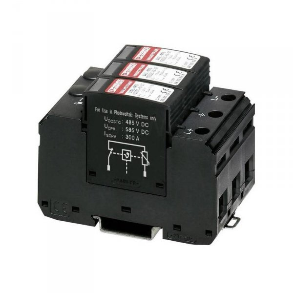 Ogranicznik przepięć DC PV VAL-MS 1000 DC-PV/2+V