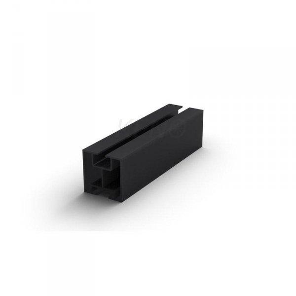 Profil aluminiowy 3105mm czarny (K-01-3105-CZ)