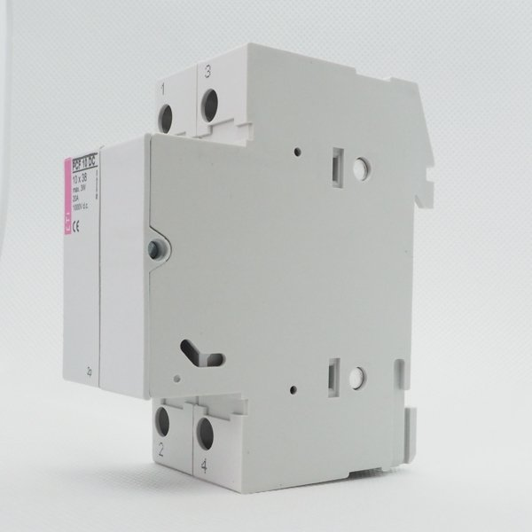 Podstawa bezpiecznikowa PV - 1000V 20A PCF 10 DC