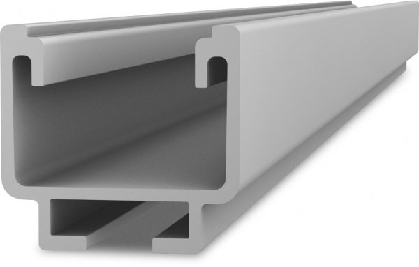 K2 Light-Rail 37 aluminiowa szyna montazowa, 5,4m - nowy