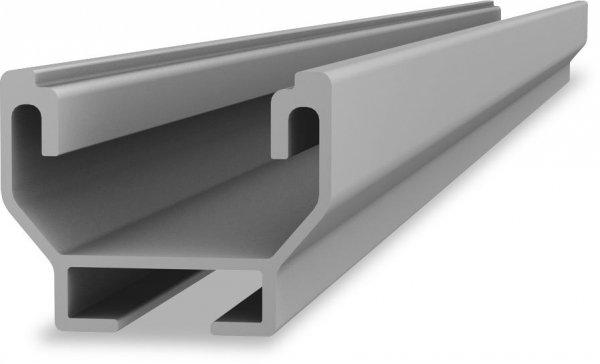 K2 Solid Rail XS, bardzo lekka aluminiowa szyna, 3,25 m - nowość. Nie dla wszystkich dachów. Przed zastosowanie konieczna jest weryfikacja statyczna w oprogramowaniu K2 Base