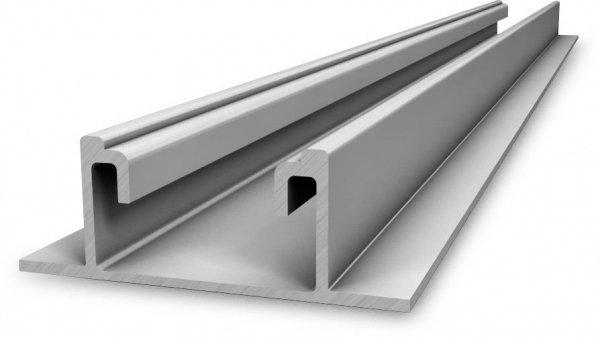 K2 Speed-Rail 22, płyta montażowa szyna trapezowe, 5,4m - nowy