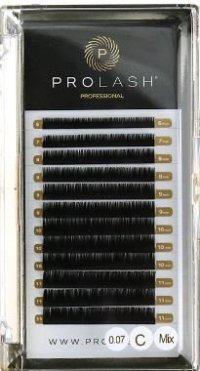 RZĘSY VOLUME PROFESSIONAL 0.085mm MIX Krótkie
