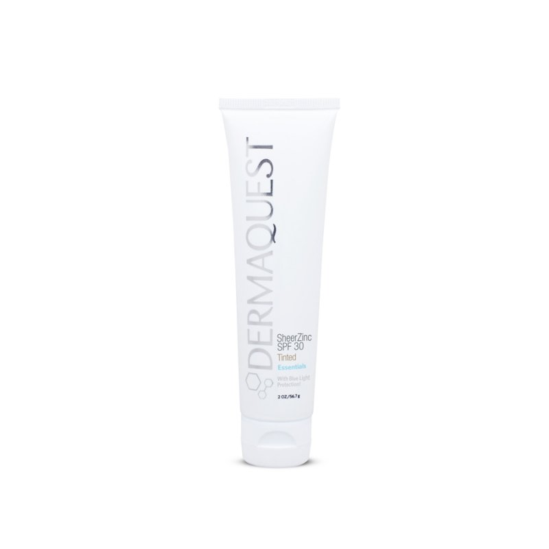 SHEER ZINC SPF30 DERMAQUEST