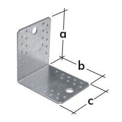 Łącznik budowlany KL4 kątownik łącznikowy